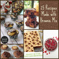 20 Easy Dessert Recipes using A Boxed Brownie Mix