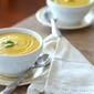 Red Curry Cauliflower Soup
