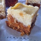 Carrot & Apple Cake Cheesecake