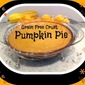 Pumpkin Pie with Grain Free Crust