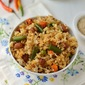 Peanut & Vegetable Rice