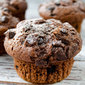 Chocolate Yogurt Muffins