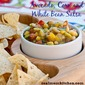 Snappy Salsa and Bacon Dip plus Entertaining with Tostitos