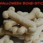 Easy Halloween Recipe For Bone-sticks!