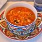 Garden Tomato Soup…. a tomato glut