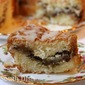 Homemade Sour Cream Coffeecake