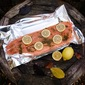 Baked Salmon with Herbs - Fish, Feed our Future