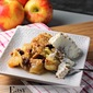Easy Apple Cranberry Crisp