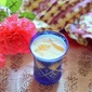 Rockmelon Sago pudding recipe - Singapore dessert recipes