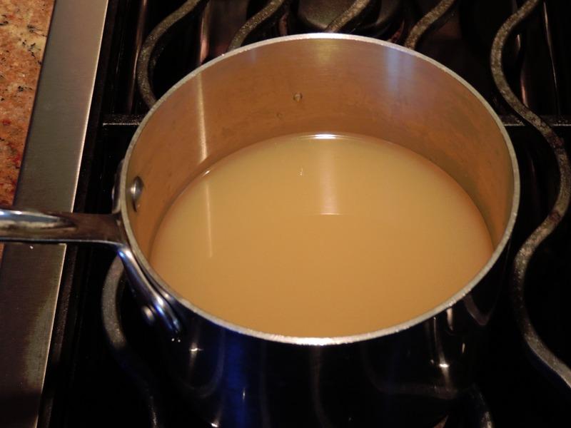 Cream Of Cauliflower Soup With Saffron Recipe — Dishmaps