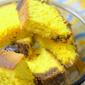 Nescafe Glazed Custard Cake