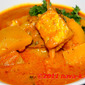 Pumpkin And Salted Fish Curry