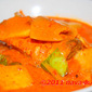 Papaya And Sardine Curry
