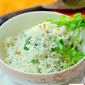 Garlic Coriander Rice