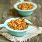 lentils with pasta, a family recipe