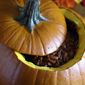 Chili In A Pumpkin