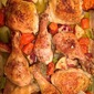 Oven Roasted Chicken with Vegetables