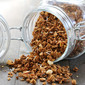 Maple Granola with Coconut and Cinnamon