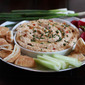 White Bean Dip, Creamier and Healthier with Daisy Cottage Cheese