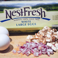 Scrambled Egg Recipe Using NestFresh Cage Free Eggs and a Giveaway