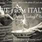 Coming Soon, Sunday's in December - The 2nd Season of LIVE from ITALY Online Cooking Classes