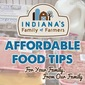 An Affordable Thanksgiving {Indiana Family of Farmers}