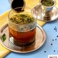 Pepper Garlic Rasam (Indian pepper soup)
