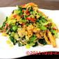 Mustard Greens (Sawi) & Potato Stir Fried