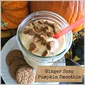 Ginger Snap Pumpkin Smoothie