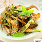 Pepper Basil Crabs