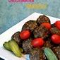 Bacon Cheeseburger Meatballs~ Secret Recipe Club