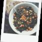 Forbidden Rice w/ Butternut Squash & Edamame #12WeeksofWinterSquash