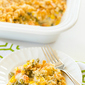 Aunt Vicki's Corn and Mixed Vegetable Casserole