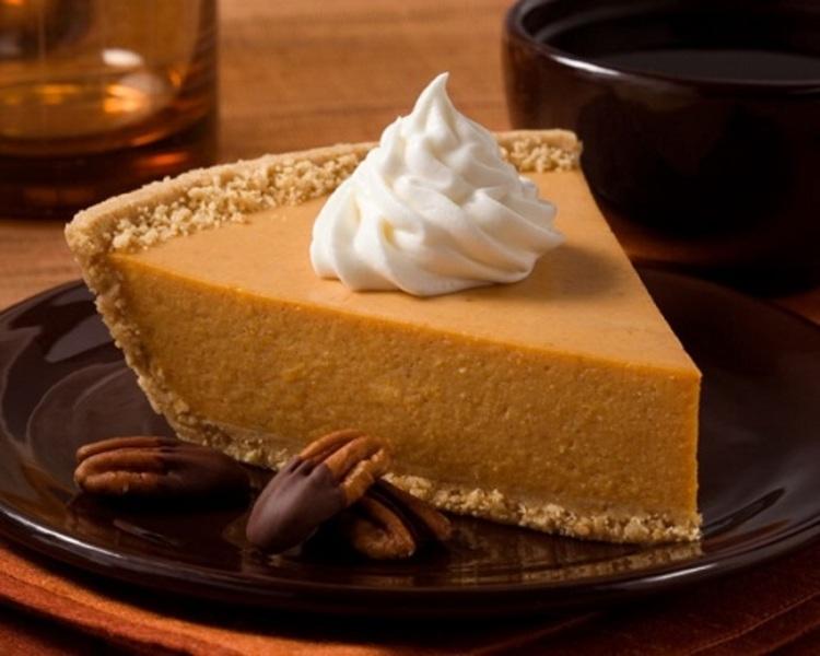 No-Bake Pumpkin Pie Recipe by Recipe - CookEatShare