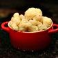 Cauliflower with Garlic and Sage for Blogger C.L.U.E.