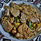 Turkey or Chicken, This Stir Fry Works for Both.