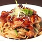 Chicken and Pasta Teriyaki