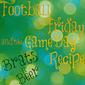 Football Friday: Brats n Beer
