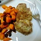 Pork Tenderloin with Butternut Squash and Dried Fruit
