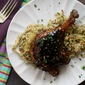 Asian-inspired Braised Duck Legs - #perfectiontakestime with @fijiwater