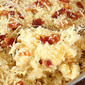 Smoked Gouda with Bacon Macaroni and Cheese