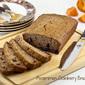 Persimmon Cranberry Bread