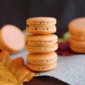 Sweet Potato Pie Macarons