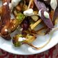 A Roasted Vegetable Feast with Cilantro-Lemon Aioli