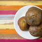 Boiled Potatoes, Whole & Unpeeled