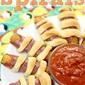 Mozzarella Salami Spirals