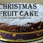 Kerala Christmas Fruit Cake