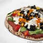Clean Eating Whole Grain Pita Pizza