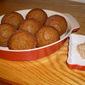 Graham Cracker Muffins, a festive foods rewind