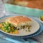 Lamb and Poblano Potato Pot Pie